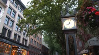 Grandfather Clock In Vancouver