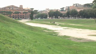 Grassy Knoll in Rome