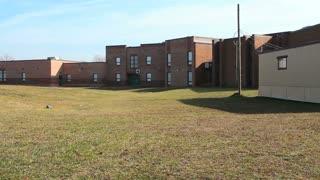 Grassy School Yard