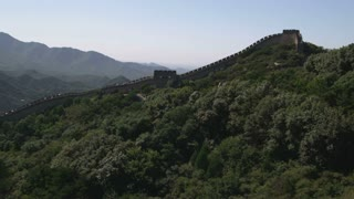 Great Wall of China in Badaling Section 3