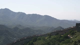 Great Wall of China in Badaling Section 5