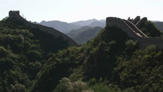 Great Wall of China in Badaling Section 6
