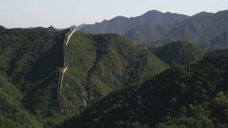 Great Wall of China in Badaling Section 7