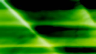 Green and Black Light Waves