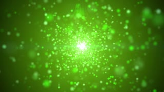 Green Particle Field