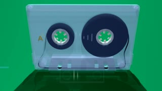 Green Screen Cassette