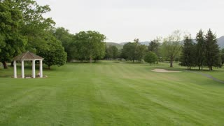 Greenbrier Golf Course Pan