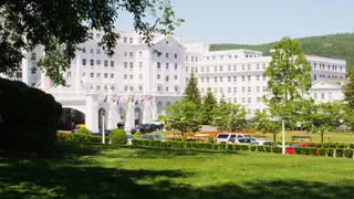 Greenbrier Luxury Resort