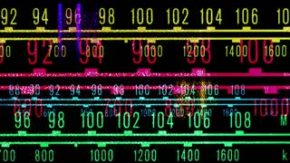 Grunge Radio Dial