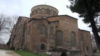 Hagia Irene Church in Istanbul