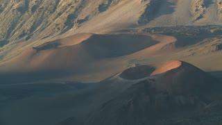 Haleakala Volcano Range
