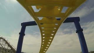 Hanging Coaster POV
