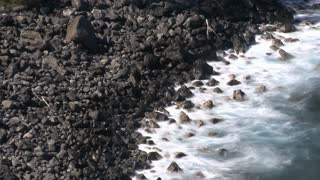 Hawaii Rocky Beach
