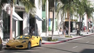 HD Ferrari Rodeo Drive