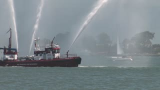 HD Fire Boat
