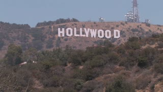HD Hollywood Sign