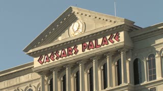 HD Las Vegas Caesars Palace Day
