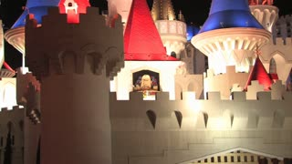 HD Las Vegas Castle Zoom