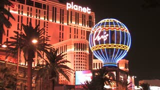 HD Las Vegas Paris Globe