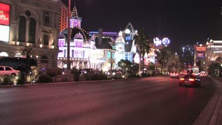 HD Las Vegas Vegas Night Strip 1