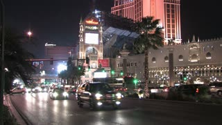 HD Las Vegas Vegas Night Strip 2