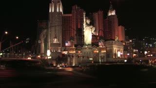 HD Las Vegas Vegas Time Lapse