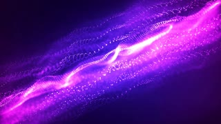 HD Loopable Background with nice abstract magenta lines