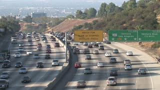HD Los Angeles 405 Highway 3