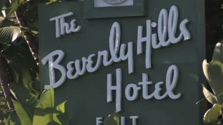 HD Los Angeles Beverly Hills Hotel