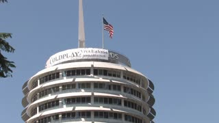 HD Los Angeles Capitol Records 2
