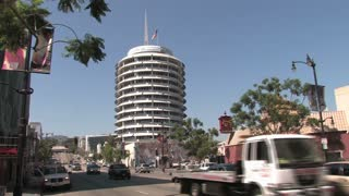 HD Los Angeles Capitol Records