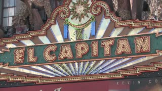 HD Los Angeles El Capitan Theatre 3