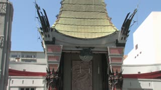 HD Los Angeles Grauman's Chinese Theatre 2