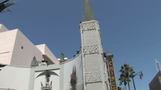 HD Los Angeles Grauman's Chinese Theatre 3