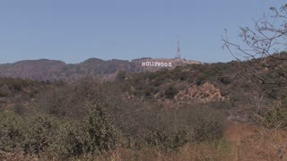 HD Los Angeles Hollywood Sign 3