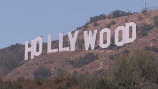 HD Los Angeles Hollywood Sign 4