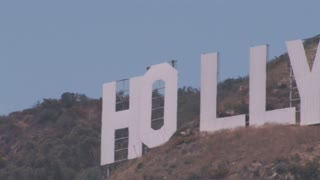 HD Los Angeles Hollywood Sign 6