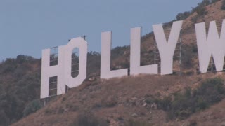 HD Los Angeles Hollywood Sign 7