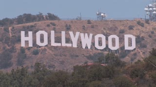 HD Los Angeles Hollywood Sign