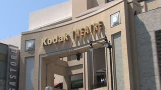 HD Los Angeles Kodak Theatre 3