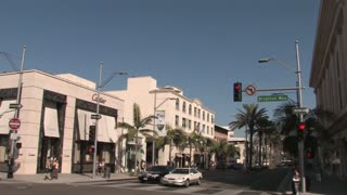 HD Los Angeles Rodeo Drive