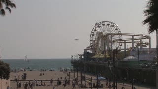 HD Los Angeles Santa Monica Pier 2