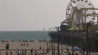 HD Los Angeles Santa Monica Pier