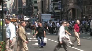 HD New York City New York City Street