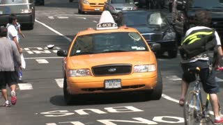 HD New York City New York City Taxi