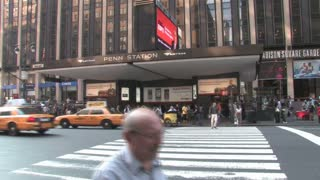 HD New York City Penn Station 2