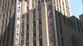HD New York City Radio City