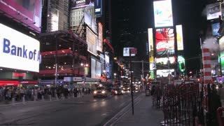 HD New York City Times Square 6