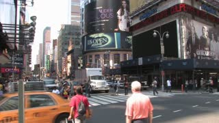 HD New York City Times Square 8