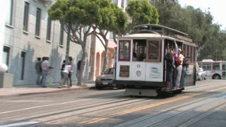 HD San Francisco Cable Car 2